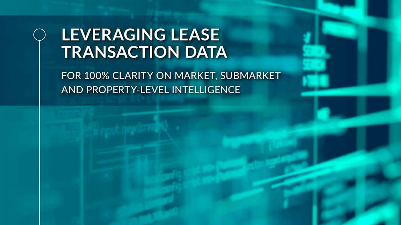 the difference lease transaction data makes on market intelligence
